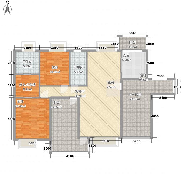 盈翠皇庭121.00㎡盈翠皇庭H栋1213房2厅2卫2室2厅2卫1厨121.00㎡户型2厅2卫