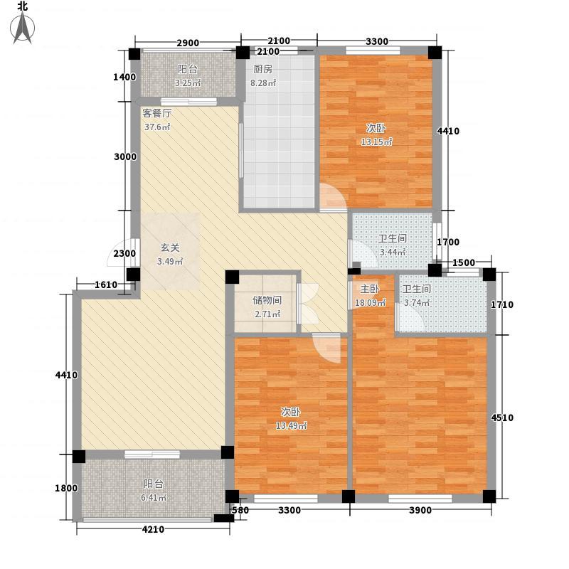 书苑小区488-120P6101124户型