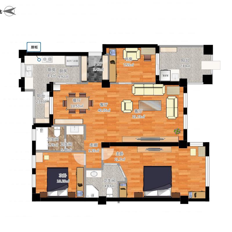 昆明-昆明新亚洲体育城水晶堡-设计方案
