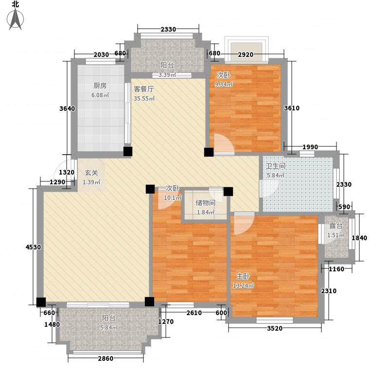 荣星公寓C户型