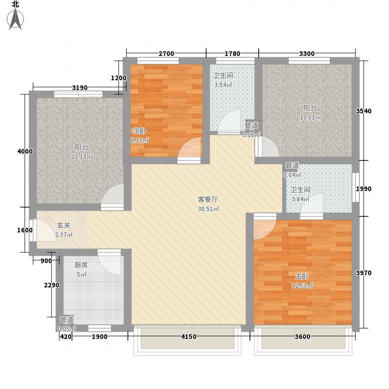 恒信花园恒信花园户型图333室1厅1卫户型3室1厅1卫