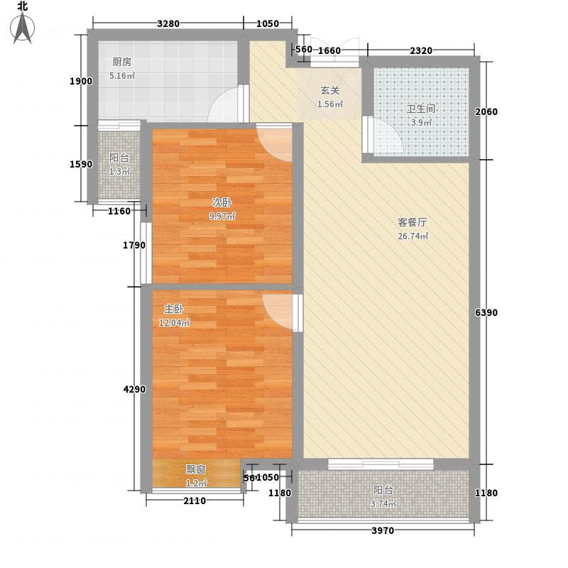 后炉子旧村改造项目三号楼G3b户型