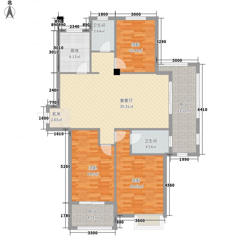 宏宇・龙湖湾133.01㎡宏宇・龙湖湾户型33室2厅2卫133.01㎡户型3室2厅2卫