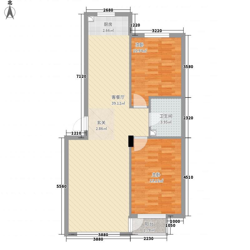 远兴家园624012[1]户型