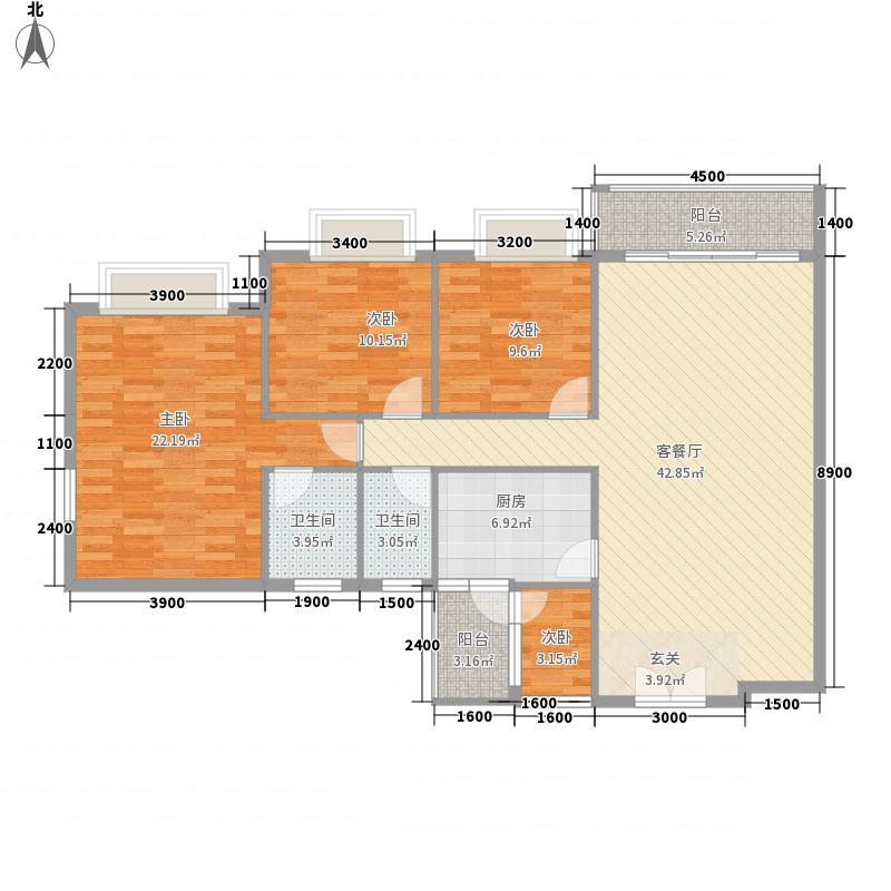 都汇豪庭都汇豪庭户型图户型14室2厅2卫1厨户型4室2厅2卫1厨