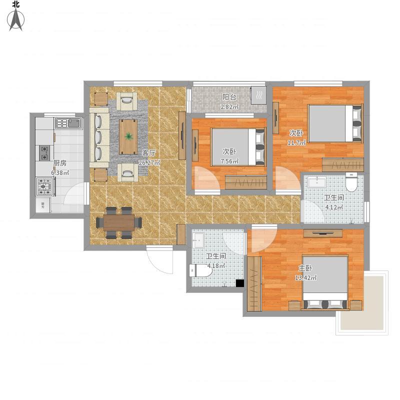 洛阳-周山新城-设计方案