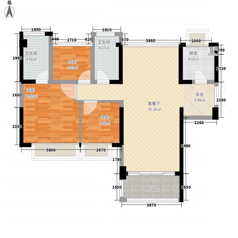汇宝苑汇宝苑户型图户型图3室2厅2卫1厨户型3室2厅2卫1厨