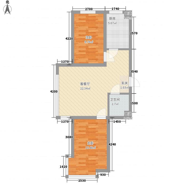 沈铁・青橙社区8#楼_t3-Model_副本户型