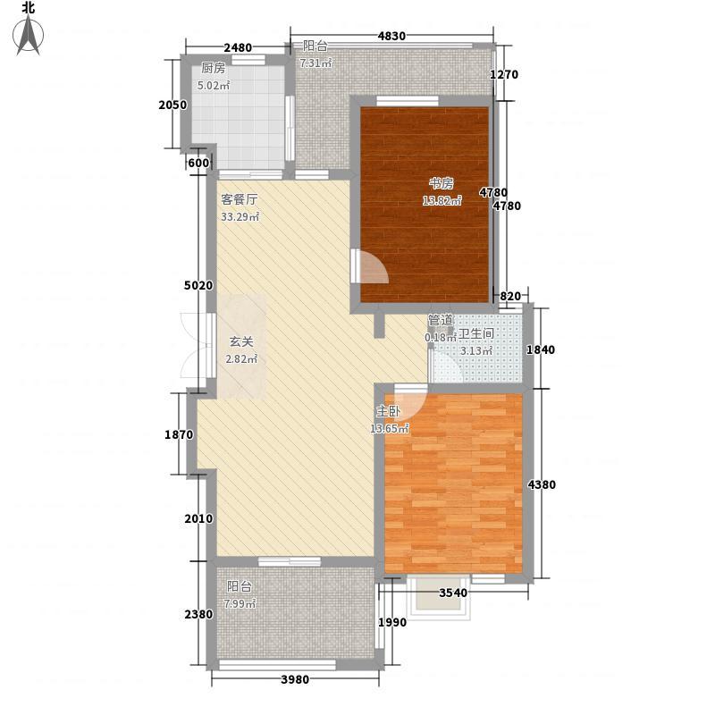 三里洋房三里洋房B户型10室