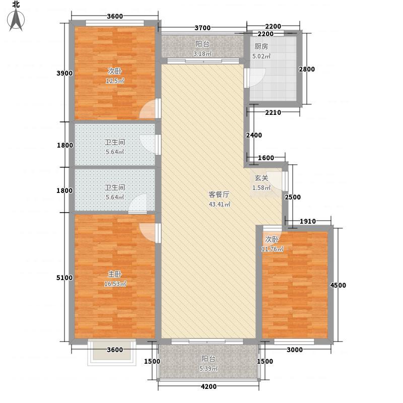 西京府10-01户型