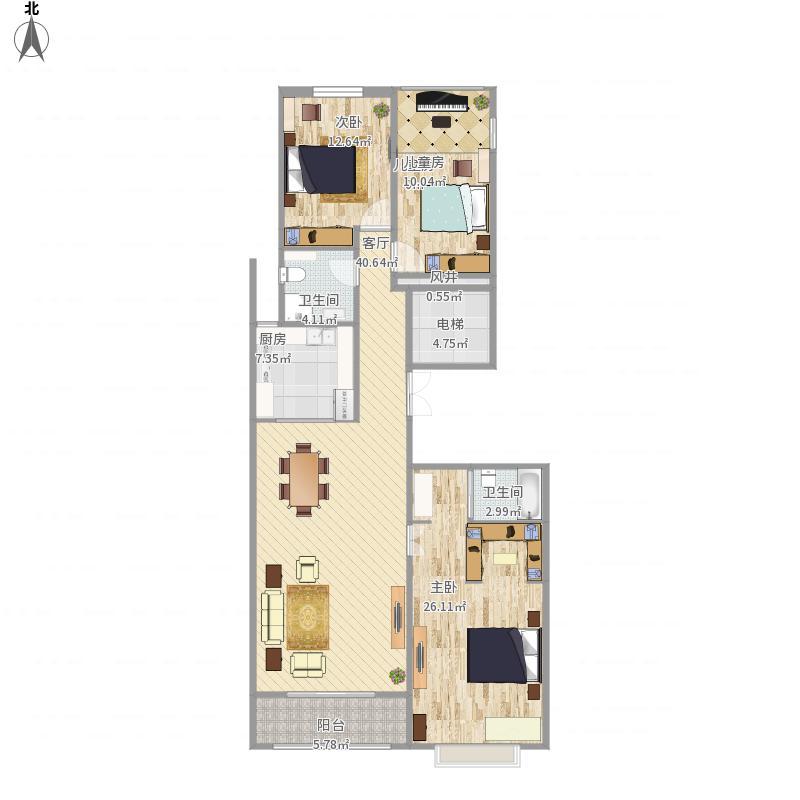 全国-置地栢悦公馆-设计方案