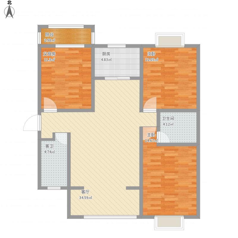 西安-罗马景福城-设计方案