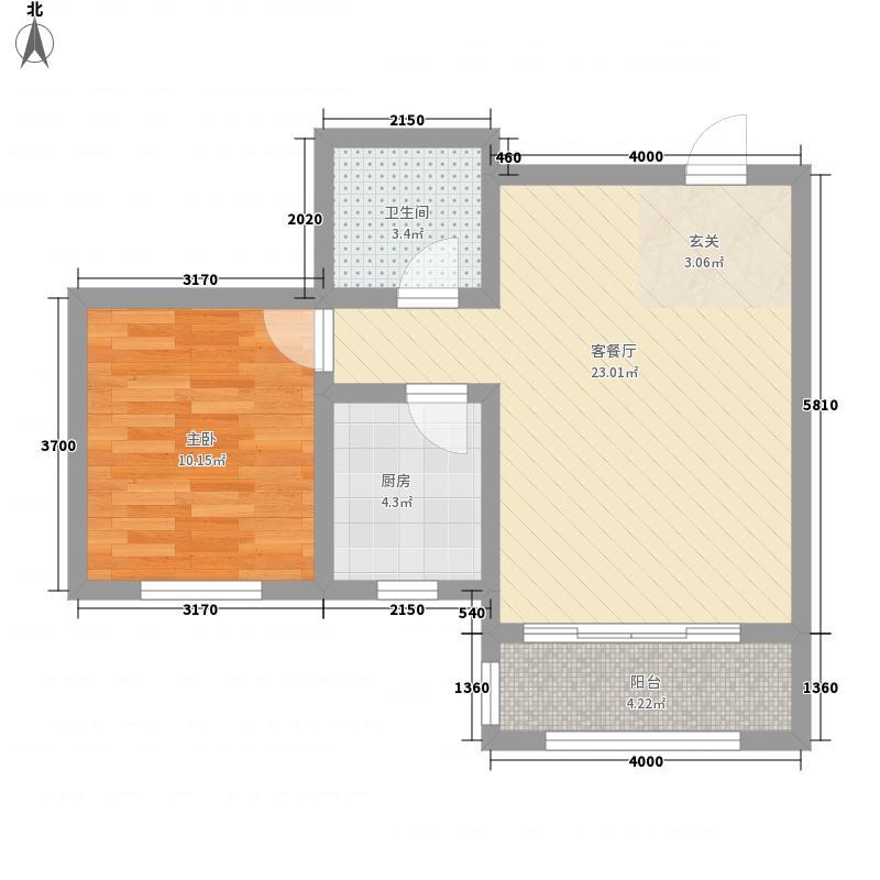 海兰德大厦海兰德大厦户型图2户型10室