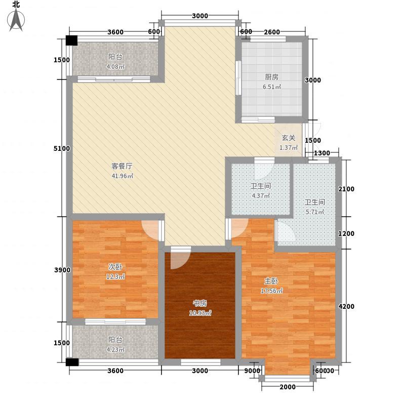 新桥公寓12.10㎡户型