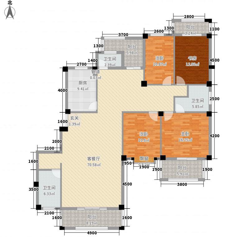 东源北院16.00㎡7#户型