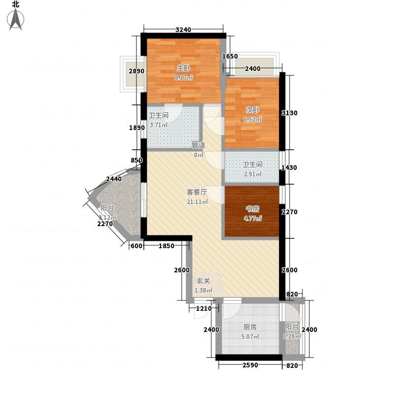 金鼎辉煌世纪金鼎辉煌世纪户型图户型图3室2厅2卫1厨户型3室2厅2卫1厨