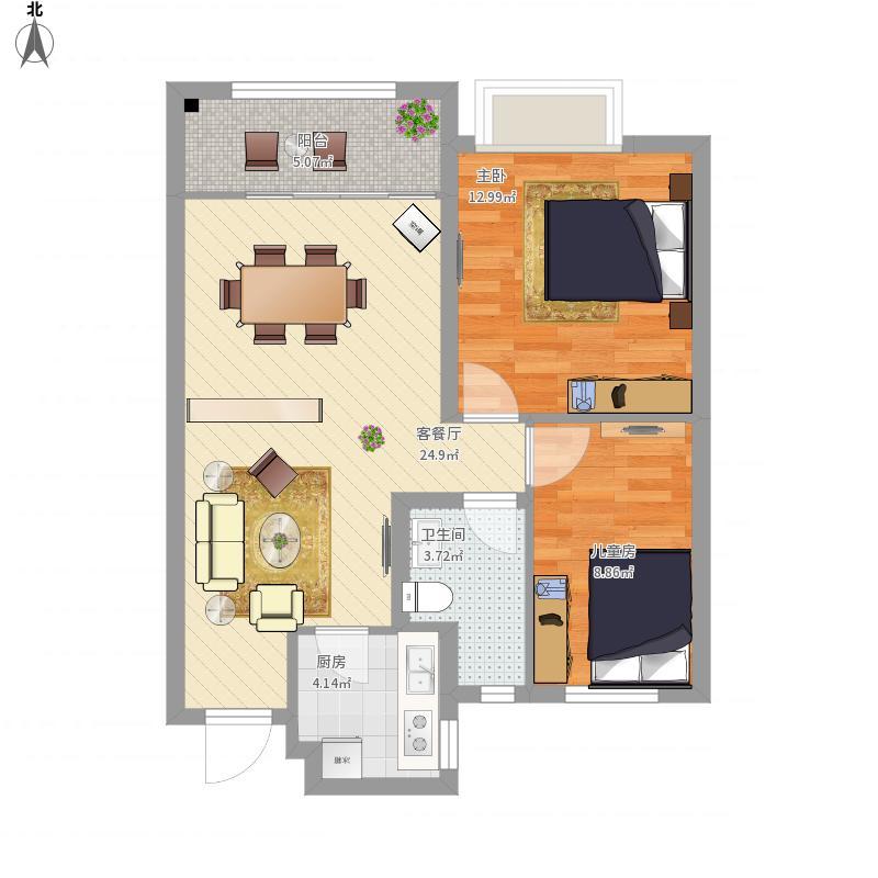 9号楼1单元1192室