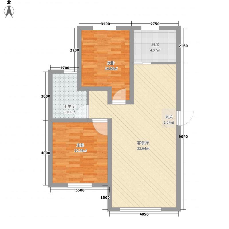 丁香雅居img-02165321-003户型