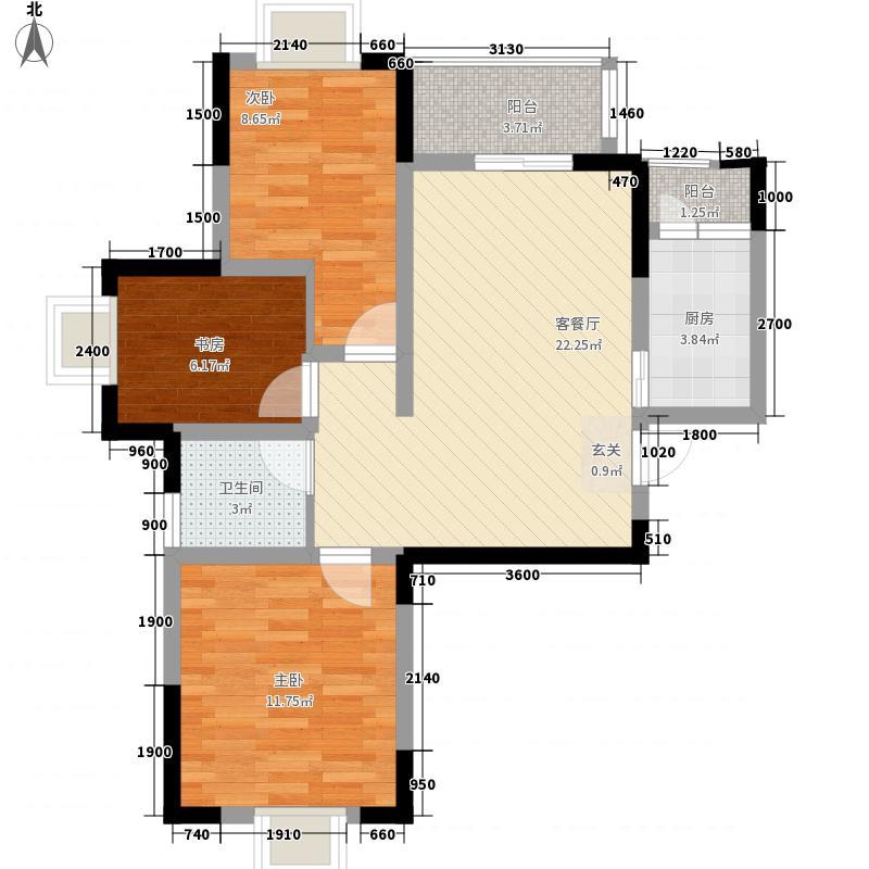 复兴村汉江公寓户型