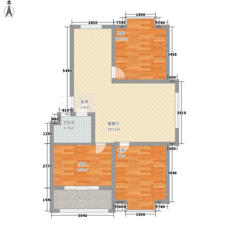 清华园清华园户型图2户型10室