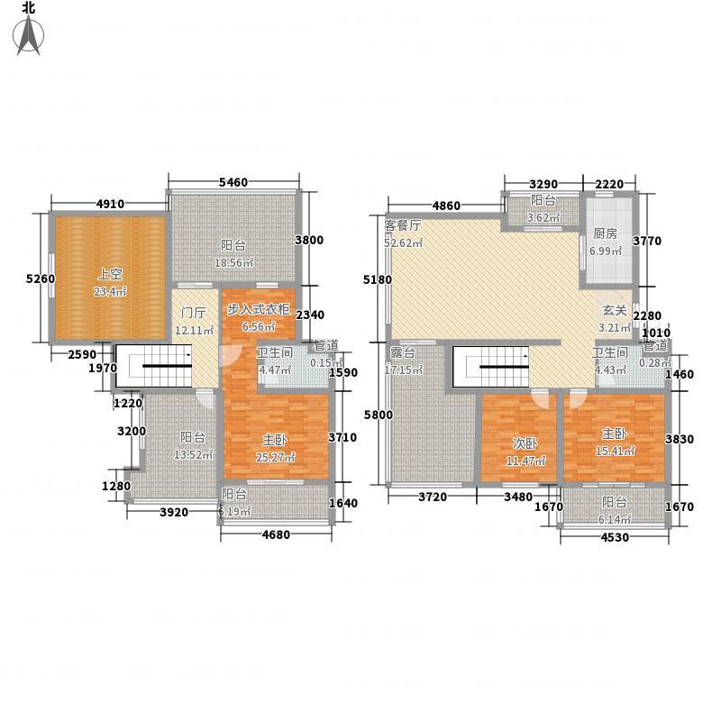 奥林匹克花园3151.20㎡ef户型3室2厅2卫
