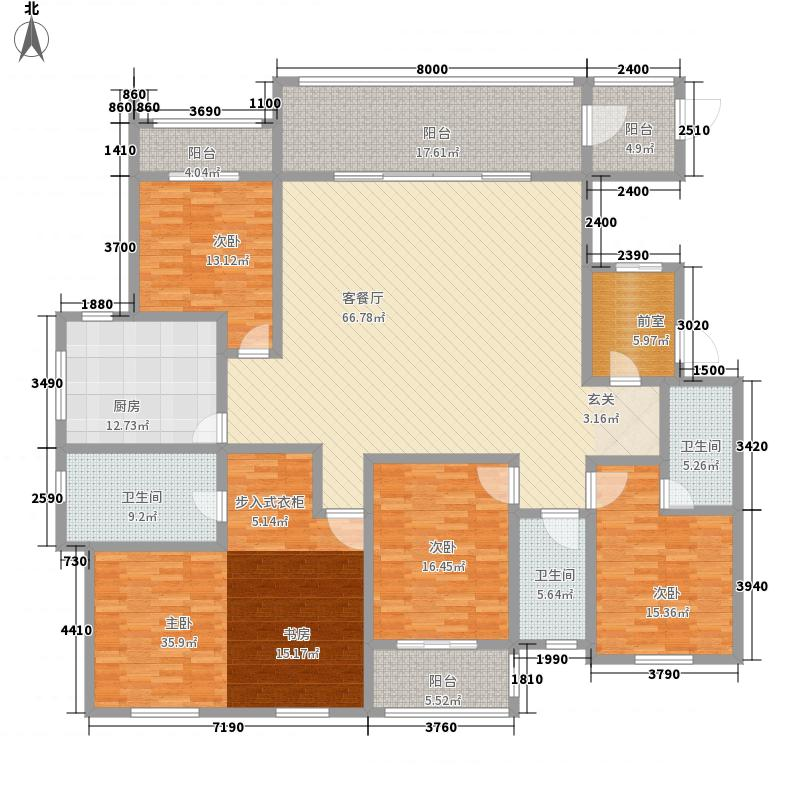泰山国际金融中心271.00㎡泰山国际金融中心6271.00㎡户型10室