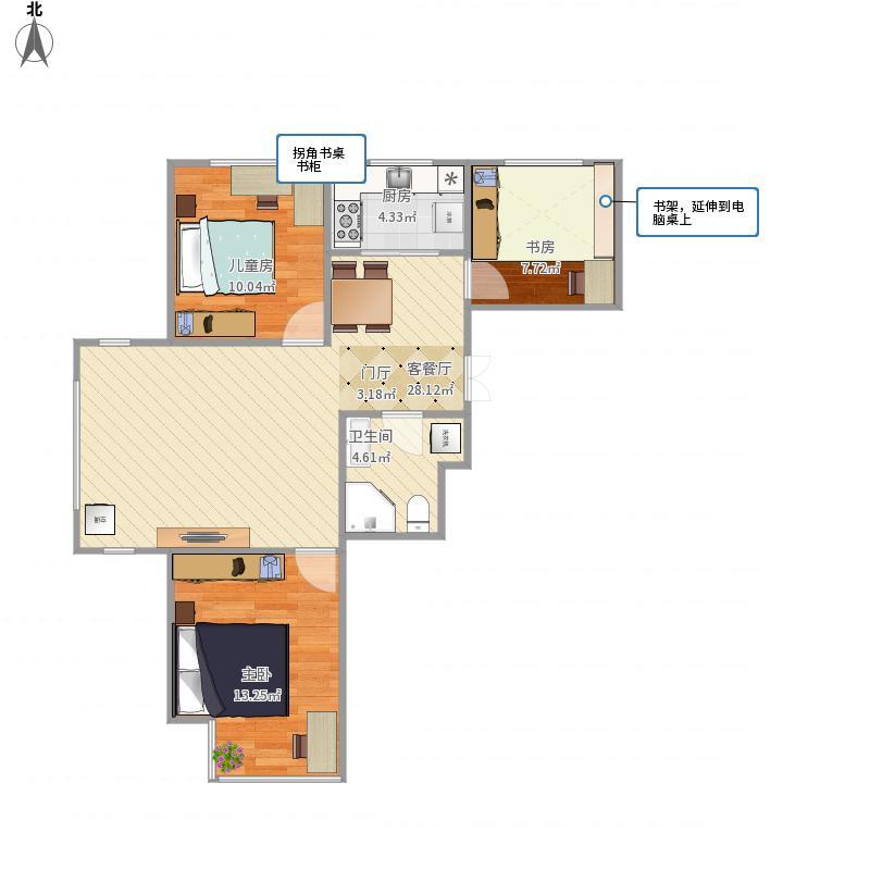 青岛-十八号公馆-设计方案