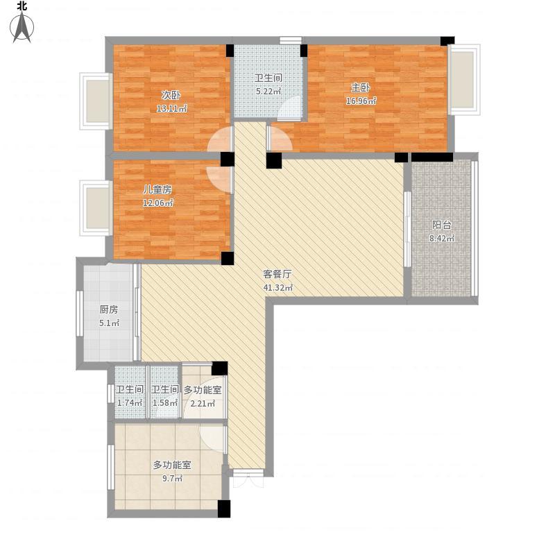 金桥新天地1栋3楼138