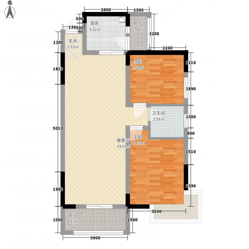 龙华世纪城龙华世纪城12#D3室2厅2卫1厨户型10室