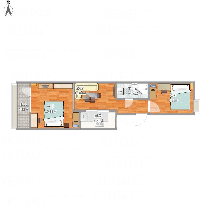 北京-皂君庙甲2号院-设计方案