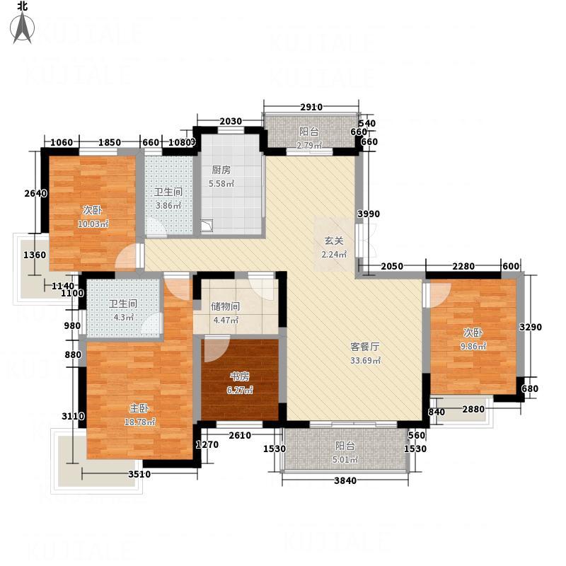 马山国际广场G1户型