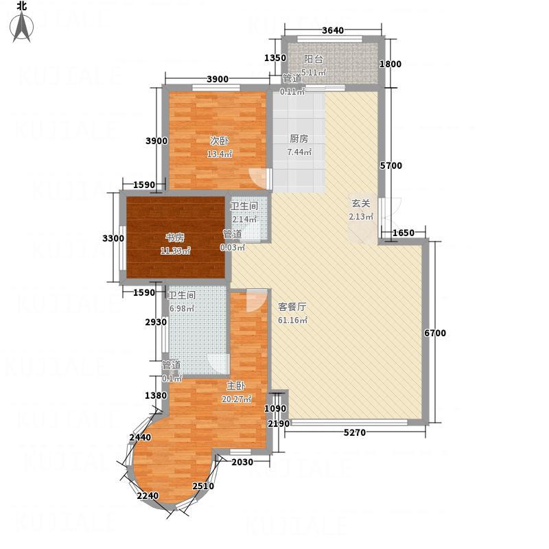 8栋洋房148.40㎡8??????3?2?2?户型