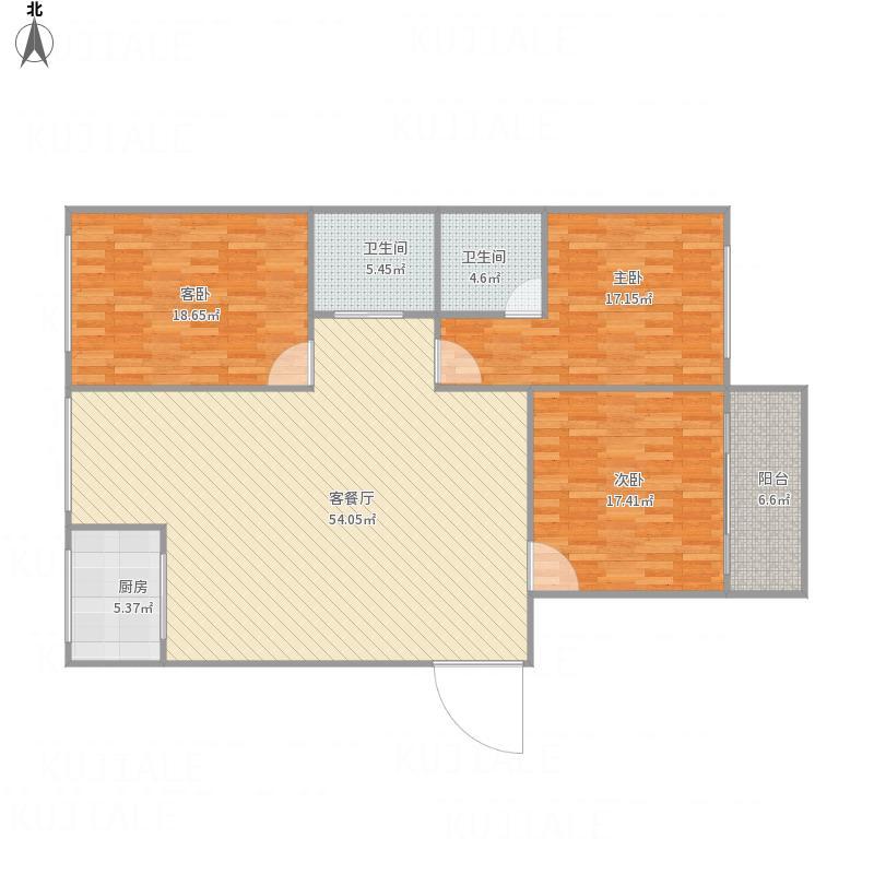 金华_紫竹院22-3-501