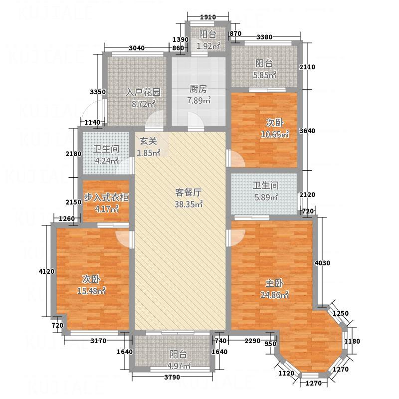 和平商住楼333333户型