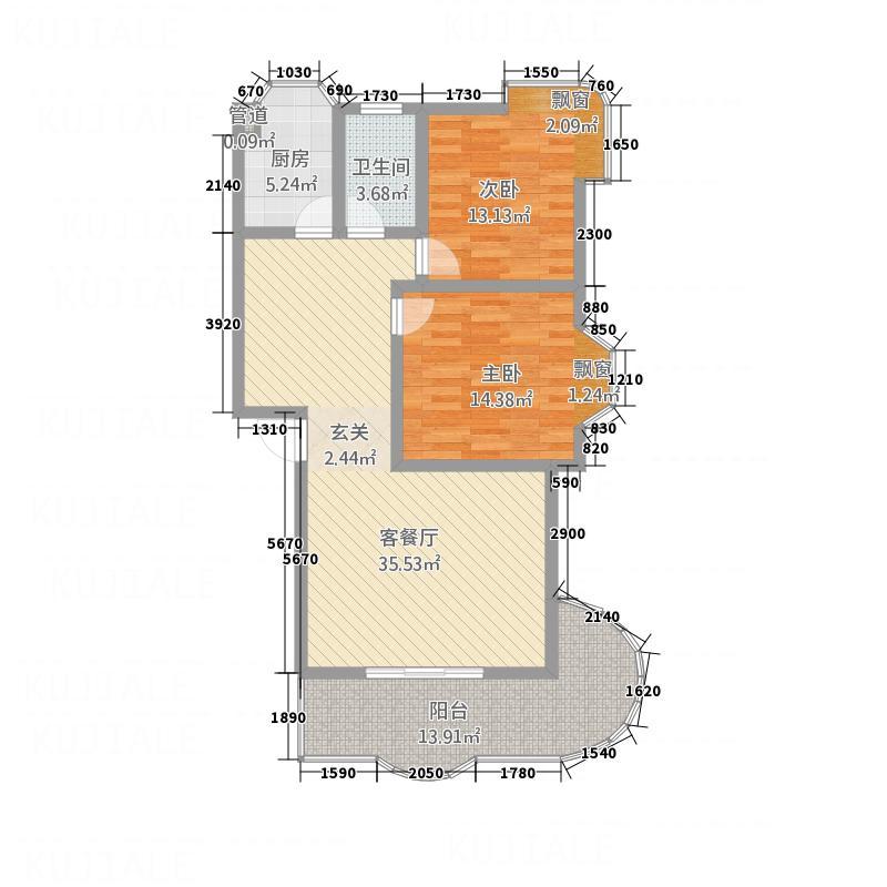 楚湘公寓户型