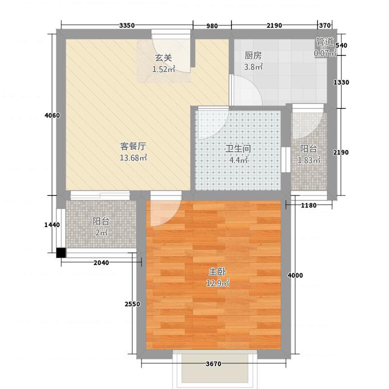 1室户型图57平.png