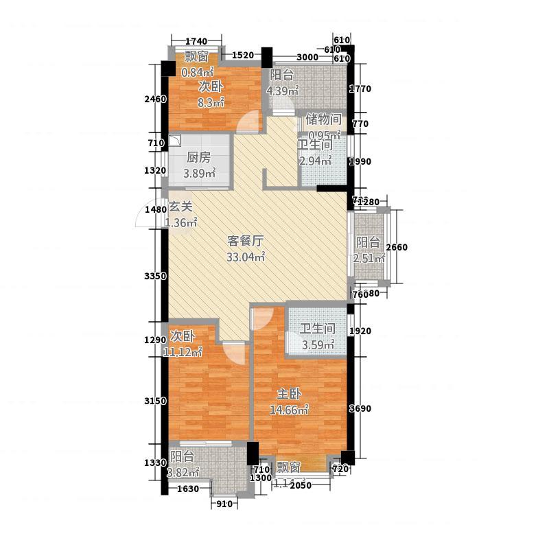 15#、16#、18#01单元四室两厅两卫.png