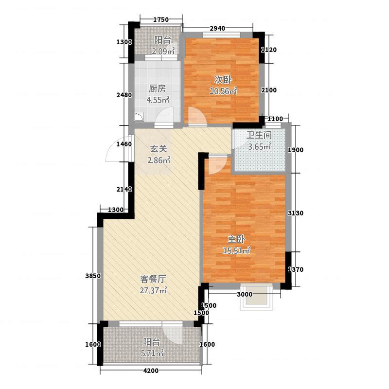 新凯大厦新凯大厦10室户型10室