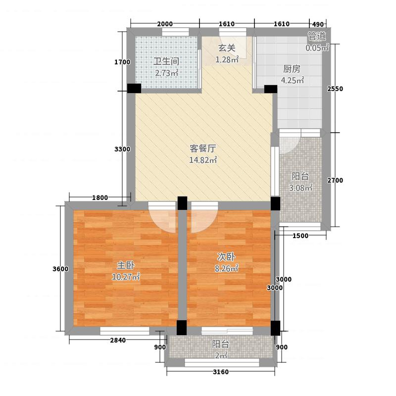 茉莉花国际酒店户型