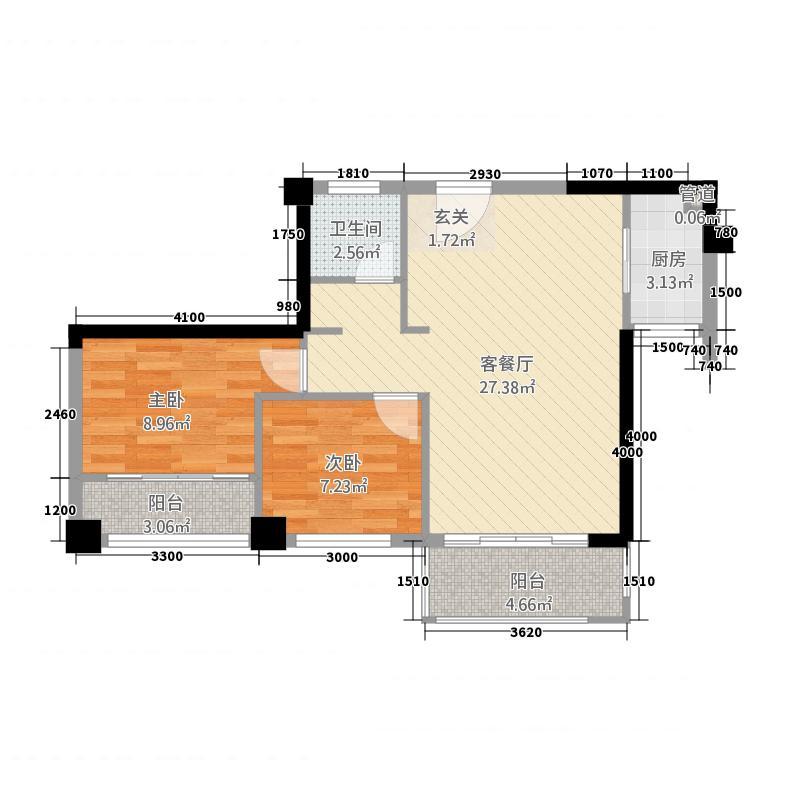 上海路冶金设计院户型