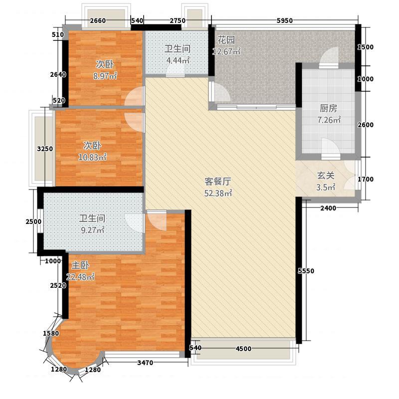 世纪城国际公馆坎培拉世纪城国际公馆户型