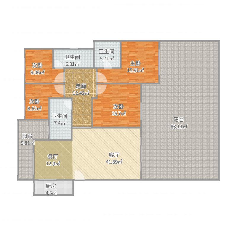珠海_格力广场—8栋2单元202