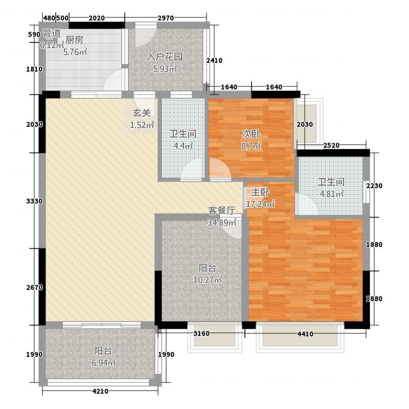 金域雅轩1号楼01、02单元户型