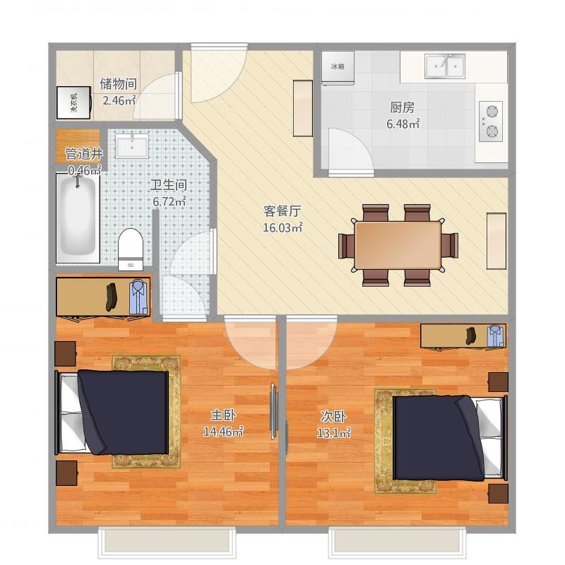 珠海公寓-2015-11-03-002
