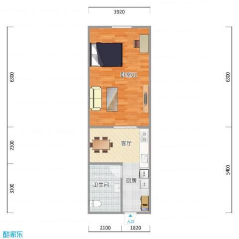 锦上国际公寓36号楼129