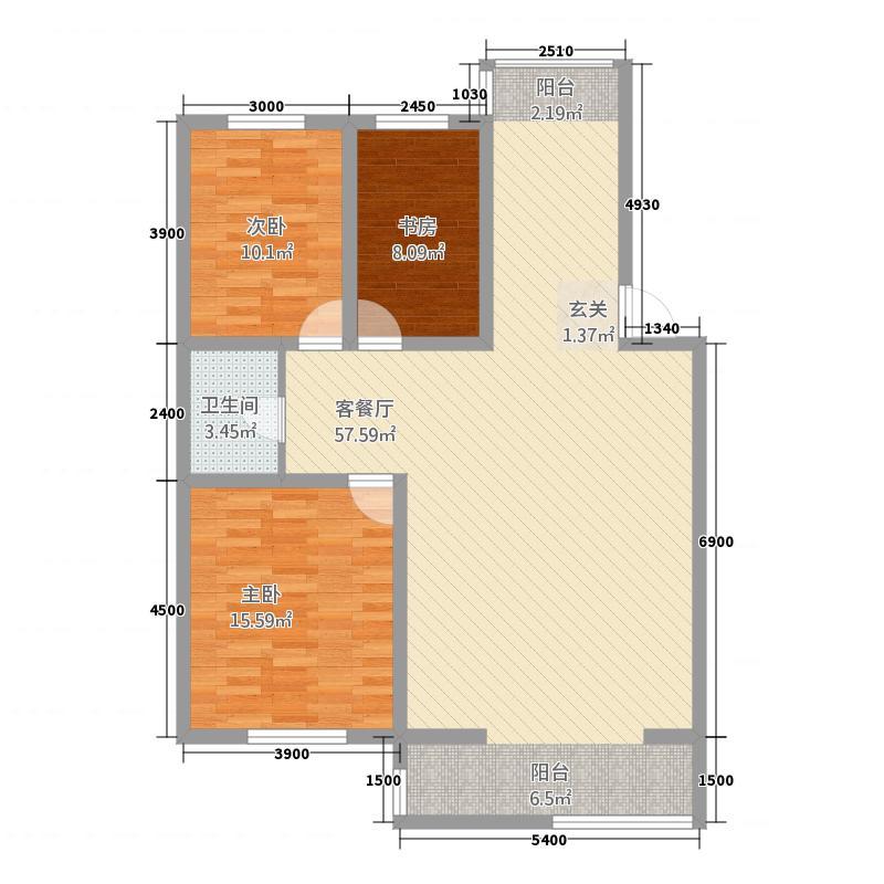 天成御景园42631124.00㎡4A2630B1112F9387973E0325ABCA5C户型3室2厅1卫