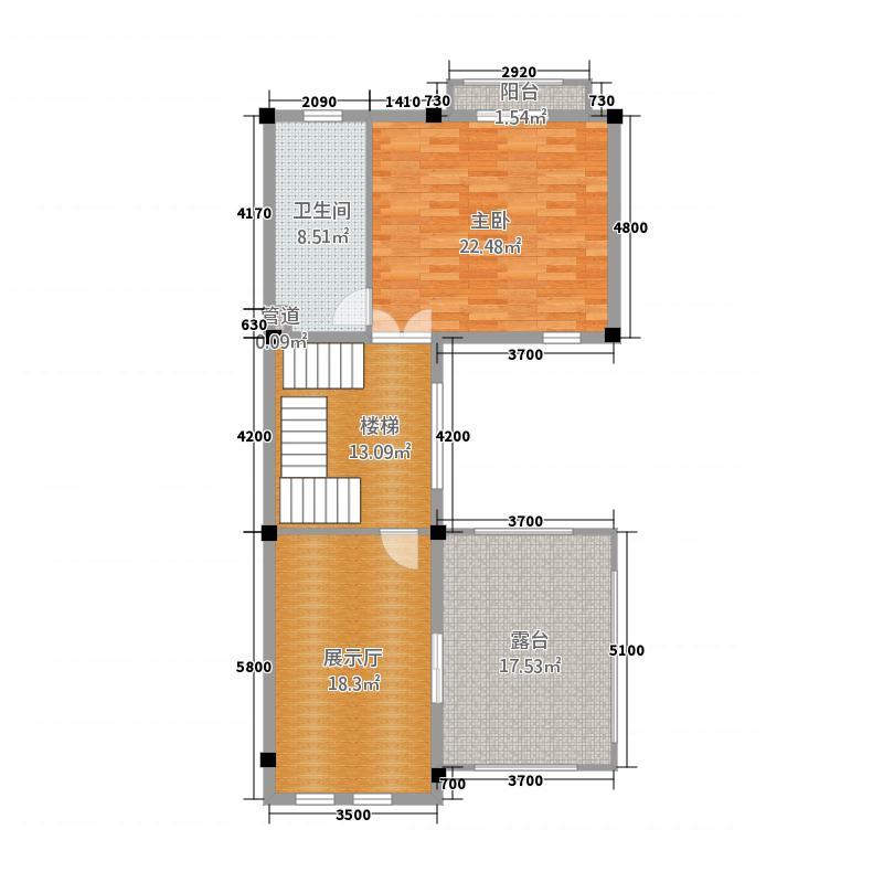 光耀・翡俪港24.00㎡中集三层户型8室2厅5卫1厨