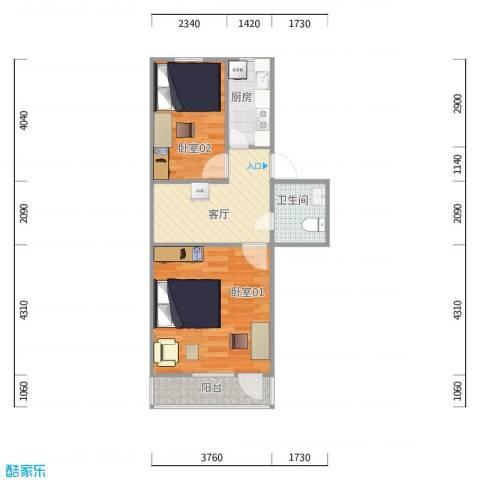 海淀区西木小区7号楼3单元5层501