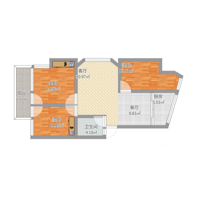 米仓巷1号701室