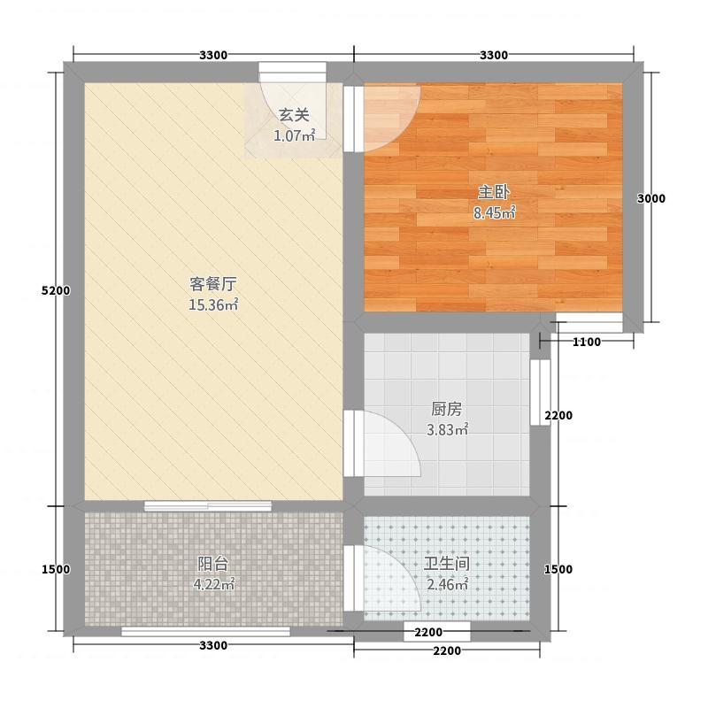澜岸・泊宫D3-1户型